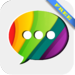 Color Text Messages for WhatsApp & SMS & Mail - Pimp My Text Pro+