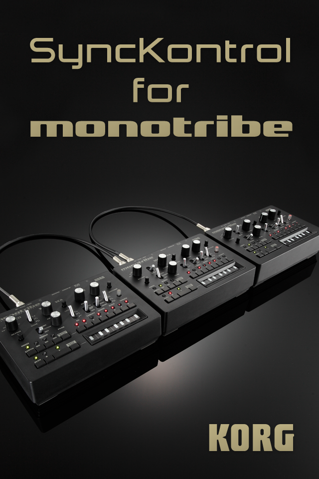 KORG SyncKontrol for monotribe